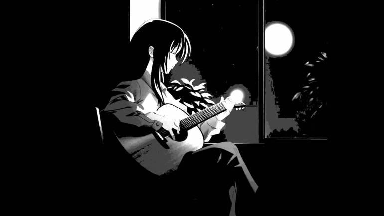 Tổng hợp tab guitar những bản nhạc buồn hay nhất