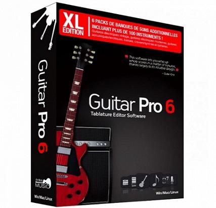 Guitar pro 6 kèm Soundbank bản chuẩn