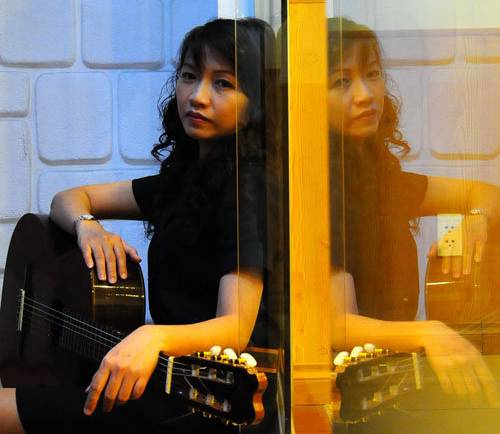 Canon in D tab chuẩn của Guitaris Kim Chung – Học đàn guitar classic